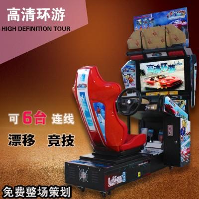 格斗机二手环游赛车TT摩托车投币游戏机跳舞机电玩设备
